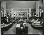 Picture Catalog - Full View of Record -- Interior view, Weinstock, Lubin & Co. department store, Sacramento. 1935