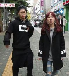 Roommate Jackson and youngji.