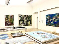 Museum de Fundatie (@MuseumFundatie) on Twitter photo 21/05/2017 16:08:35 Morgen de laatste schilderijen van Friso ten Holt aan de muur. Vanaf woensdag 24 mei open #Fundatie #Zwolle