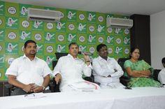 Dr.Thulasi Reddy,Shameer Basha and Smt. S.Sudharani