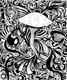 shroom by ~Kyuzo001 on deviantART