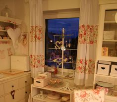Open curtains in my creative space | Flickr - Photo Sharing!