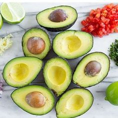 Did you know? Avocados are fruits and not vegetables. Botanically they are large berries that contain a single seed