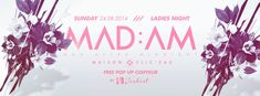 Fixe Design Antwerp Facebook Banner MAD:AM