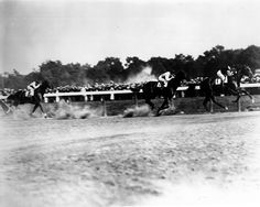 1920 Travers: Man o' War gets revenge