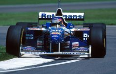 1996 GP San Marino (Imola) Williams FW18 - Renault (Jacques Villeneuve)