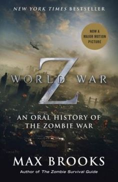 I bought World War Z: An Oral History of the Zombie War after watching the World War Z film. I loved the film and was looking forward to the book. But it's taken me over a year to read it. Wo…