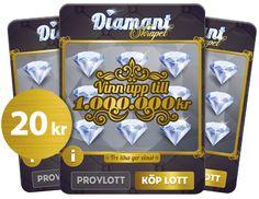 Spela DiamantSkrapet