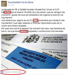 """WEBSEGUR.com: A """"CUORE CALAFELL"""" DE TODO CORAZÓN"""