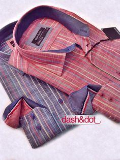 Dash&dot stripes_.