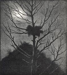Theodor Severin Kittelsen - Oede