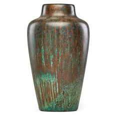 CLEWELL Fine large copper-clad vase - Price Estimate: $1500 - $2000