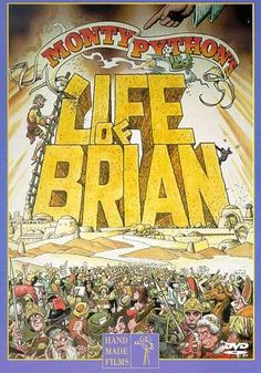 Read Monty Python's letter to all the 'Life of Brian' haters, 1979 Monty Python, Predator, Carol Cleveland, Barry Lyndon, Deadpool, Eric Idle, Terry Jones, Michael Palin, Terry Gilliam