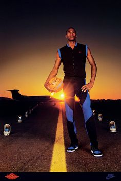 "Jordan Honors Photographer Chuck Kuhn With Air Jordan ""Flight Guy"" Collection"