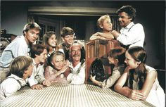 "The Waltons - one of my favorites! Used to do the ""Good Night John Boy"" routine during cousins sleepovers"