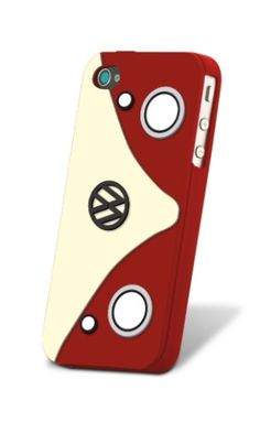 Capa para iPhone Kombi da Volkswagen Collection, vendida a R$ 25