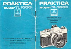 Manual de la Praktica Super TL1000, qué buena pinta.