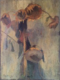 Piet Zwiers (1907-1965) was een Nederlands kunstschilder. Hij woonde en werkte het grootste deel van zijn leven in de Kop van Overijssel.Zwiers begon zijn carrière als naturalist en impressionist om vervolgens expressionist te worden en tot slot ging hij over tot het abstracte.