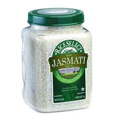 Enjoy Rice Select Jasmati Rice (4x32Oz). Jasmati is along grain American grown…
