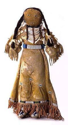 Lakota doll.