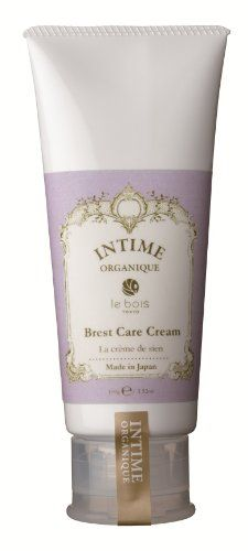 INTIME  ORGANIQUE by le bois/Brest Care Cream