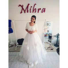 A FAIRY-TAIL ROMANCE wearing @mihra_design  wedding gown  _________________________________________ #magical #bridedress #satin #tulle #fairytail #mihradesign #weddingdress #weddingphotography #fashionatelier #newarival #fashionbaby #bridetobe #brunette #fashiondesigner #fashionbrand #dreamdress #beautiful #stunning #elegant #unikatne #jedinstvene #vjencanice #vjencanje #najljepse #moda #dizajner #umjetnost #madeinbih #bosniabeauty #bosniangirl