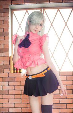 shimotsuki(霜月) Elizabeth Liones Cosplay Photo - WorldCosplay