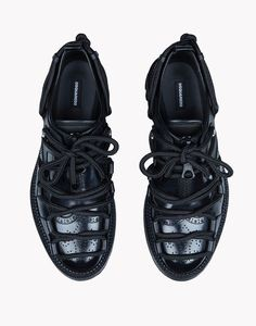 bungy jump laced up chaussures Homme Men's Shoes, Shoe Boots, Baby Shoes, Shoes Sneakers, Men's Footwear, Shoe Art, Oxfords, Dsquared2, Designer Shoes