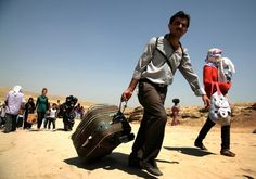 Iraq - Rifugiati siriani