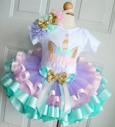 Unicornio camisa unicornio cumpleaños traje unicornio