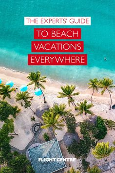 Feeling low on vitamin beach? Get inspiration for your next sunny getaway in Mexico, the Caribbean, Europe & beyond with Flight Centre's top tips and travel guides. Marieta Islands, Riviera Beach, Cultural Experience, Beach Vacations, Tropical Landscaping, Medieval Town, Cabo San Lucas, Caribbean Cruise, Beach Holiday