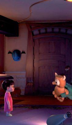 Monsters Inc , Boo Wallpaper Casais, Couple Wallpaper, Cute Disney Wallpaper, Wallpaper Iphone Disney, Cute Cartoon Wallpapers, Tumblr Wallpaper, Wallpaper Backgrounds, Monsters Inc, Disney Movies