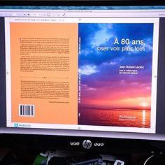 """Ce moment excitant où tu donnes le """"OK de presse"""" pour envoyer un livre à l'impression! :) #vitahominis @servicesvitahominis.com"""