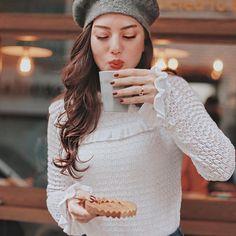 Huuuuuup ☕️💦 #coffeetime