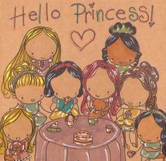 More Tea, Princess? by Pinkie-Perfect.deviantart.com on @deviantART