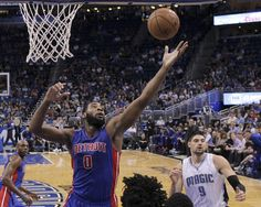 5. Andre Drummond, 22, Detroit Pistons | The top 25 NBA players under 25: Where do Gobert and Favors rank? | Deseret News