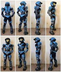 Halo Reach: Kat. I still can't get over how epic and legit this cosplay is, can you make me one????