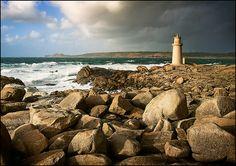 Lighthouse Muxia,Death Coast, Galicia, Spain