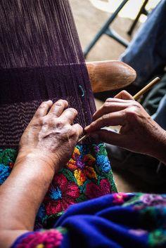 #Guatemala Arts & Crafts - Weaving | Flickr - Photo Sharing!