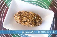 Farofa Fit: Croquete fit (sem gluten) | CAROL BUFFARA | Bloglovin'