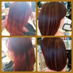 Cambio de imagen #hairbyGlow