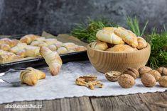 Svatomartinské rohlíčky – sladkavanilka.cz Stuffed Mushrooms, Vegetables, Cake, Food, Drink, Stuff Mushrooms, Beverage, Kuchen, Essen