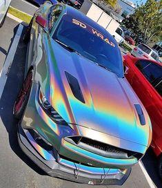 Chrome mustang be like. Fancy Cars, Cute Cars, Carros Audi, Porsche Autos, Ford Shelby, Shelby Mustang, Girly Car, Lamborghini Cars, Ferrari F40