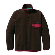 Patagonia Mens Synchilla Snap-T Pullover