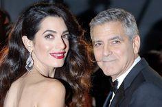 George y Amal Clooney han sido padres
