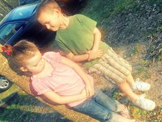 Colton and Chelsea my nephew and his best friend <3 adorable kids!