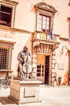 https://flic.kr/p/KcBDDF | Instituto Musical Luigi Boccherini, Lucca, Italy