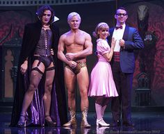oliver thornton rocky horror - Google Search