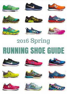 "The ACTIVE Spring 2019 Running Shoe Guide - Whether you're starting to train for your ""A"" race this season or just excited to get outdoor - Running Guide, Running Gear, Running Women, Brooks Running Shoes, Best Running Shoes, Best Marathon Running Shoes, Best Minimalist Running Shoes, Workout Gear, Fun Workouts"