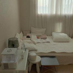 45 Ideas bedroom art studio small for 2019 Dream Rooms, Dream Bedroom, Bedroom Colors, Bedroom Decor, Aesthetic Room Decor, Cool Rooms, New Room, Interior Design Living Room, Decoration